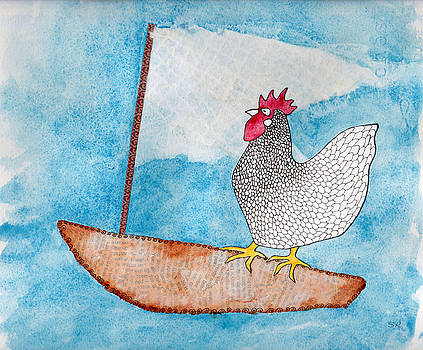 Chicken of the Sea by Sarah Rosedahl