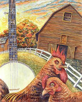 Chicken Reel by Paula Blasius McHugh