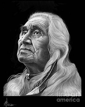 Chief Dan George by Murphy Elliott