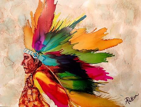 Chief Rainbow by Andrea Patton