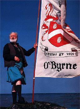 Val Byrne - Chieftain Clan O