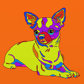 Chihuahua Love by Patti Siehien