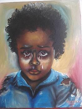 Child Abuse  by Shadrach Muyila