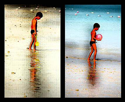 Child At Play by Farah Faizal