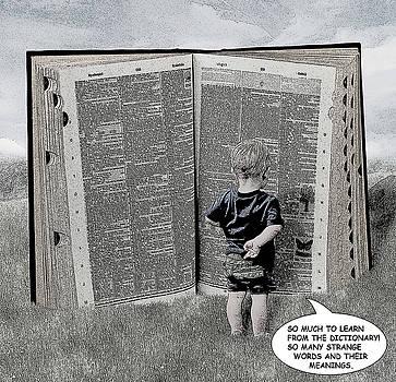 Child Comic Illustration 1 by Solomon Barroa