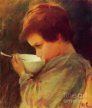 Cassatt - Child Drinking Milk