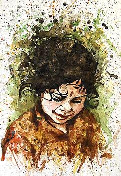 Child by Ferah Wand