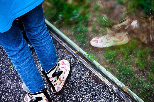 Karol Livote - Child Reflection