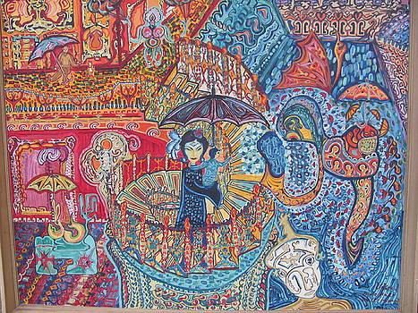 Child says give me jewel by Vlado Katkic