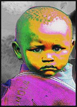 Child-Sudan by Otis Porritt