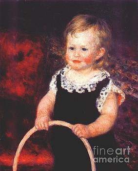 Renoir - Child With A Hoop