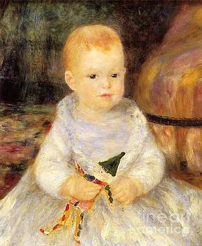 Renoir - Child With A Punch Doll
