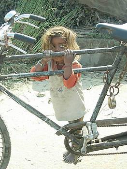 Childhood-2 by Karuna Ahluwalia