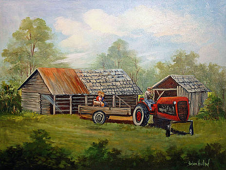 Childhood Memories by Barbara Haviland