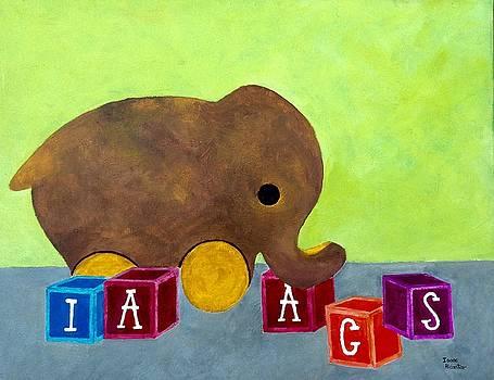 Childhood Memories  by Isaac Alcantar