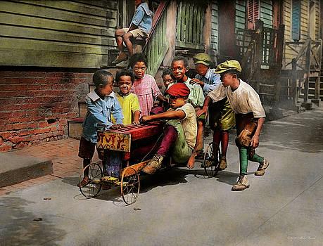 Mike Savad - Children - 5th times a charm 1915