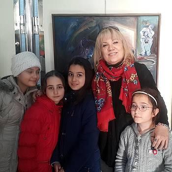 Children by Nursen Gorseldil