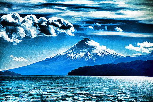 Dennis Cox WorldViews - Chilean Volcano
