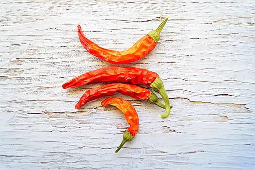 Chilies by Studio Zoe