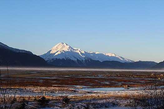 Chilkat Winter by Kimberly VanNostrand