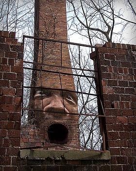 Chimney Man  by Gene Tatroe