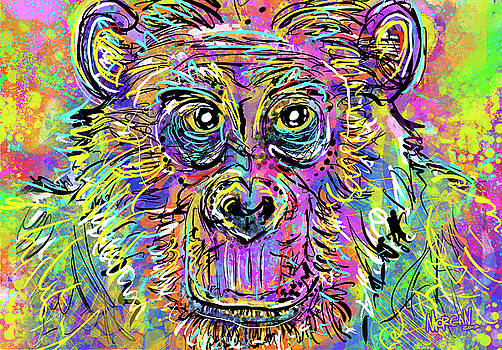 Chimp by Morgan Richardson