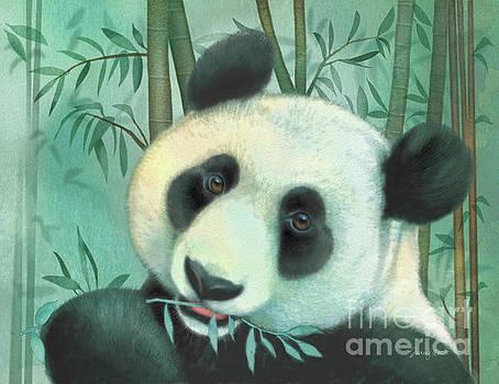China Bear by Tracy Herrmann