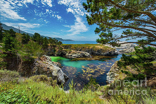 China Cove by Gregory Schaffer