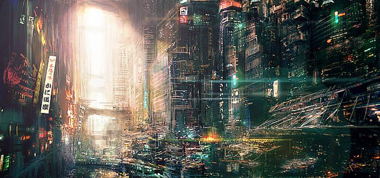 China town by David Cheung