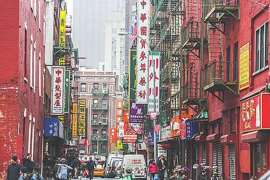 Jimmy McDonald - China Town