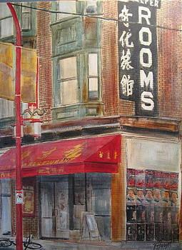 Chinatown 1 by Victoria Heryet