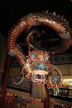 Chinatown Dragon by Joe Luchok