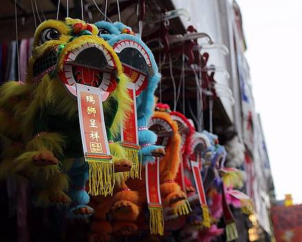 Karin Kohlmeier - Chinatown Dragons