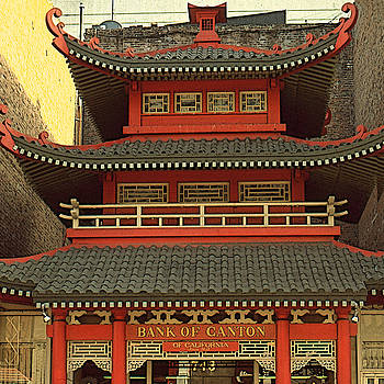 Art America Gallery Peter Potter - Chinatown San Francisco - Architecture