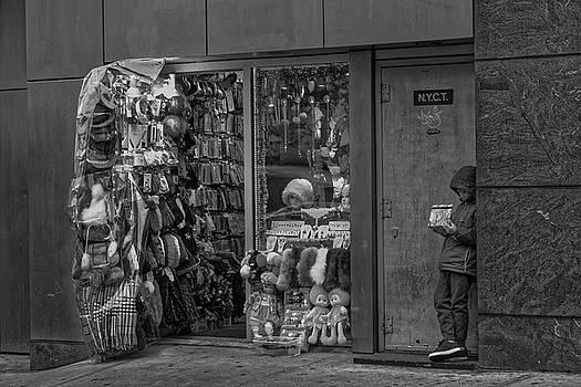 Chinatown by Steve Gravano