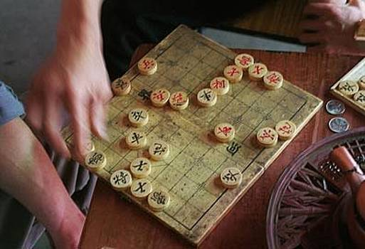 Chinese Checkers by Aimee K Wiles-Banion