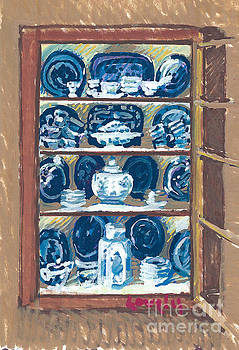 Candace Lovely - Chinese Export Cupboard