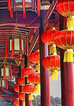 Dennis Cox - Chinese Garden Lanterns