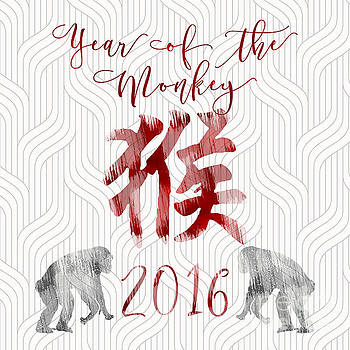 Sophie McAulay - Chinese new year of the monkey