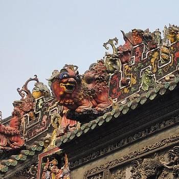 #chinese #sculpture #clay #art #ancient by Kang Choon Wong