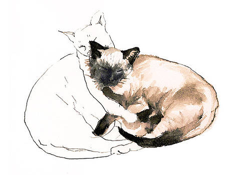 Chinky and Chang   by Roz McQuillan