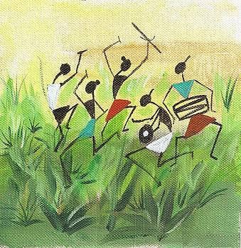 Chintaman Rudra by Go Green Dance