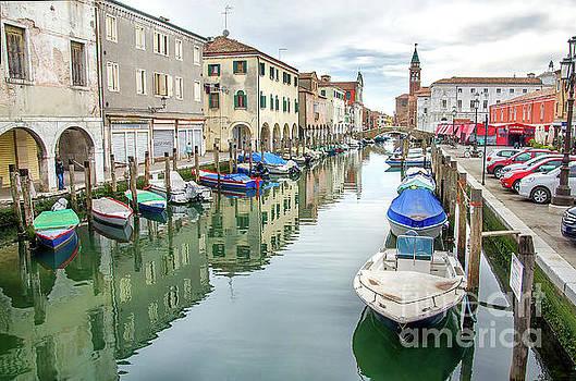 Chioggia Venice Italy by Luca Lorenzelli