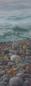 Chios Pebbles by Caroline Philp