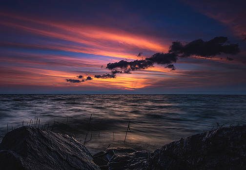 Chippewa Sunrise by Cale Best