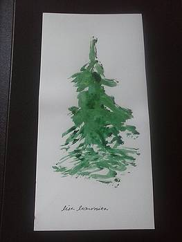 Chirstmas  Tree by Lisa LaMonica
