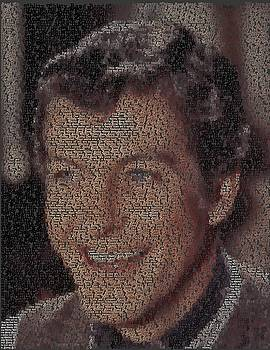 Chitty Chitty Bang Bang Mosaic by Paul Van Scott