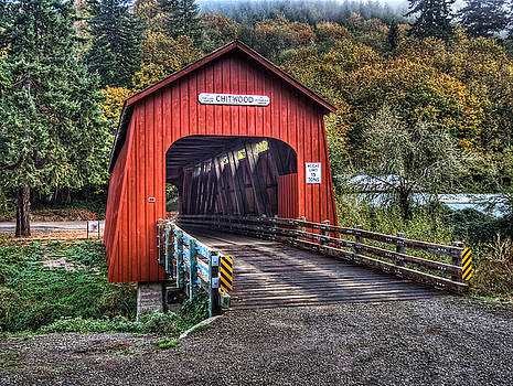 Thom Zehrfeld - Chitwood Covered Bridge