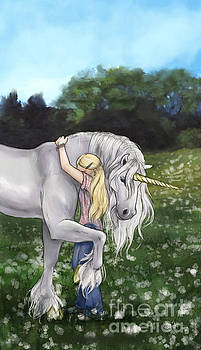 Chloe and the Unicorn - Finding Innocence by Brandy Woods