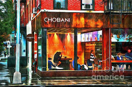 Chobani SoHo Storefront by Nishanth Gopinathan